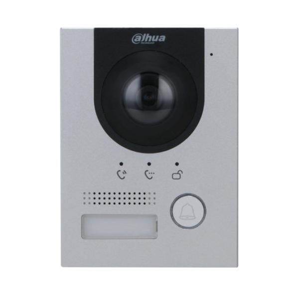 Домофоны/Вызывные видеопанели Вызывная IP-видеопанель Dahua DHI-VTO2202F-P-S2