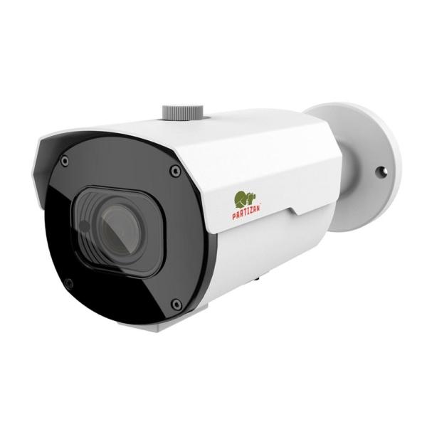 Відеонагляд/Камери відеоспостереження 5 Мп IP відеокамера PartizanIPO-VF5MP AF Starlight SH