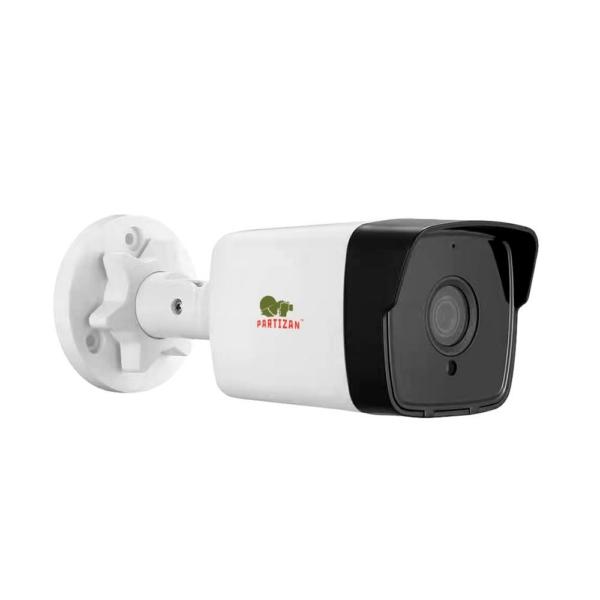 Відеонагляд/Камери відеоспостереження 2 Мп AHD відеокамера Partizan COD-331S FullHD Plastic