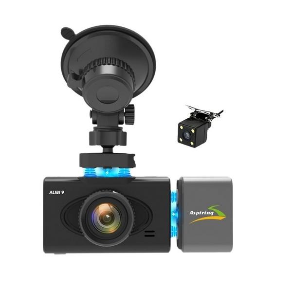 Car Safety/Car recorders Aspiring Alibi 9 video recorder