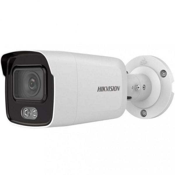 Видеонаблюдение/Камеры видеонаблюдения 4 Мп IP-видеокамера Hikvision DS-2CD2047G2-L(C) (2.8 мм) ColorVu