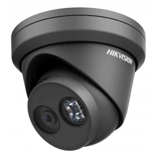 Відеонагляд/Камери відеоспостереження 4 Мп IP-відеокамера Hikvision DS-2CD2343G2-IU (2.8 мм) black AcuSense