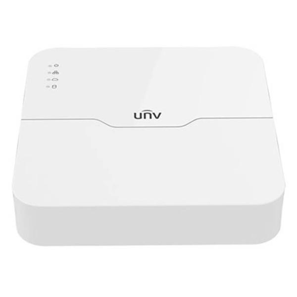 Видеонаблюдение/Видеорегистраторы 4-канальный NVR видеорегистратор Uniview NVR301-04LS3-P