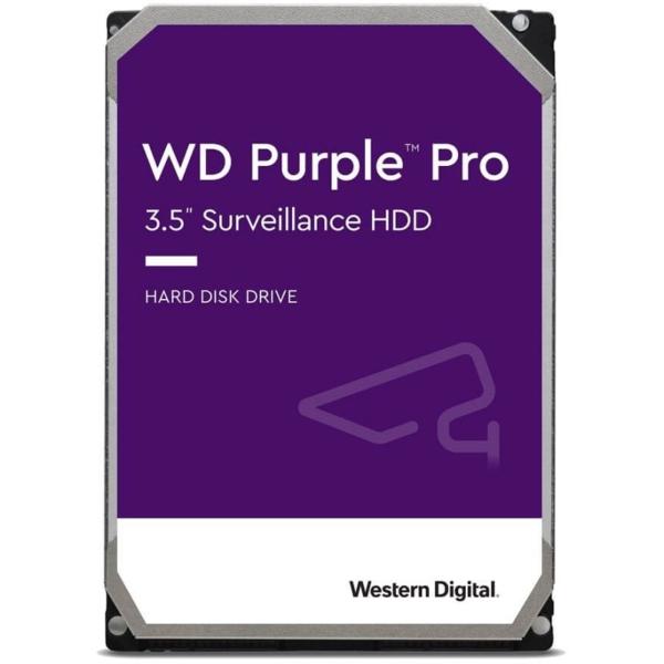 Video surveillance/HDD for CCTV HDD Western Digital Purple Pro WD101PURP 10TB