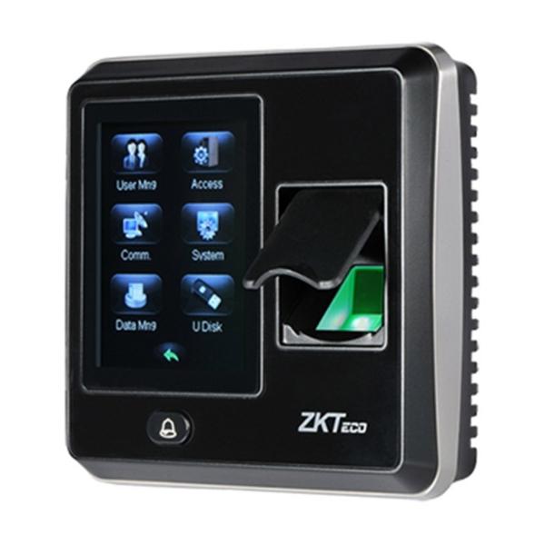 Контроль доступа/Биометрические системы Сканер отпечатков пальцев ZKTeco SF400