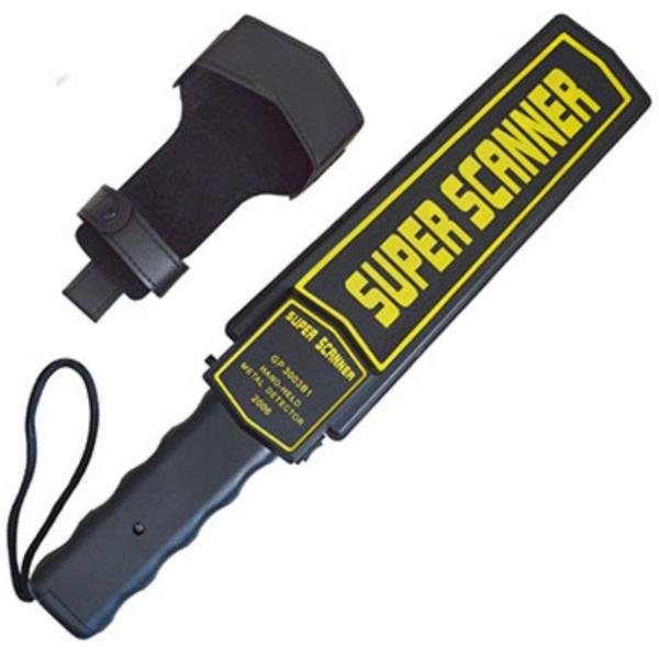 Контроль доступа/Металлоискатели Ручной металлодетектор Aoyodi GP-3003B1