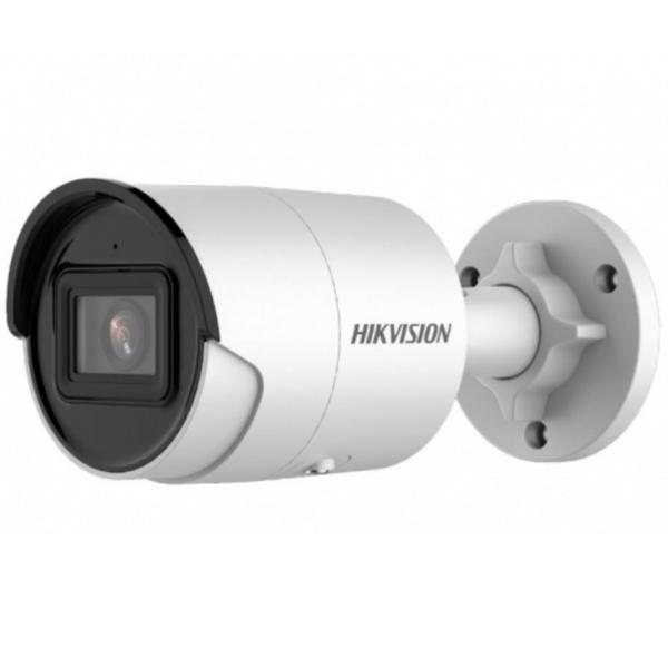 Відеонагляд/Камери відеоспостереження 8 Мп IP відеокамера Hikvision DS-2CD2083G2-I (2.8 мм) AcuSense