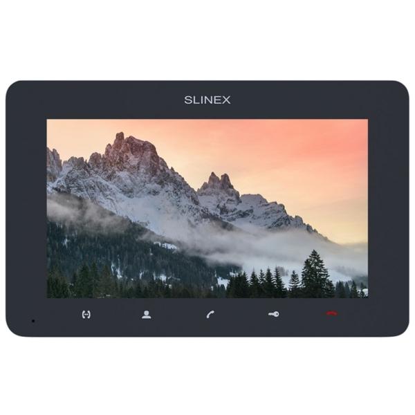 Intercoms/Video intercoms Video intercom Slinex SM-07MHD graphite