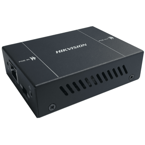 Сетевое оборудование/PoE-инжекторы, сплиттеры PoE удлинитель Hikvision DS-1H34-0102P